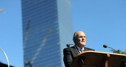 Rudy Giuliani says Obama doesn't love America. Too far or tough critique?