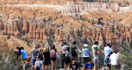 Fourth-graders can visit national parks for free. Will it lure kids outside?