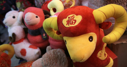 Lunar New Year 2015: Is it the year of the goat or the sheep?