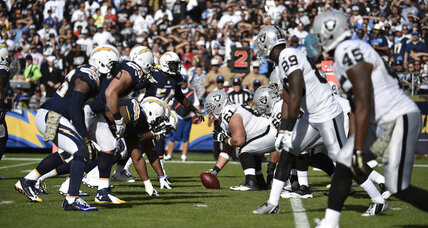 Chargers, Raiders threaten Los Angeles move in joint stadium plan