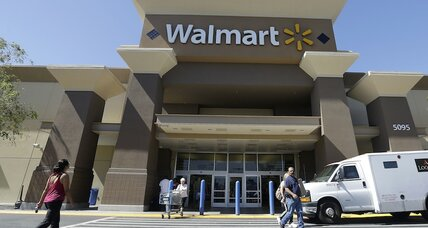 Wal-Mart raises worker pay. Good PR, better business.