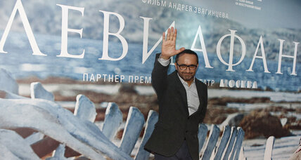 Too Russian? For Russian lawmakers, Oscar-hopeful 'Leviathan' stings