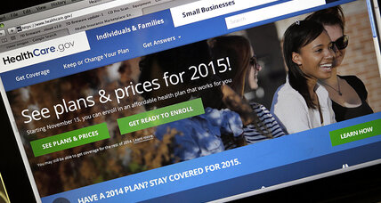 800,000 customers of Obamacare website got wrong tax data (+video)