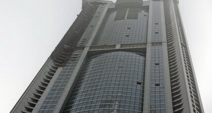 Why no one died in Dubai skyscraper fire (+video)