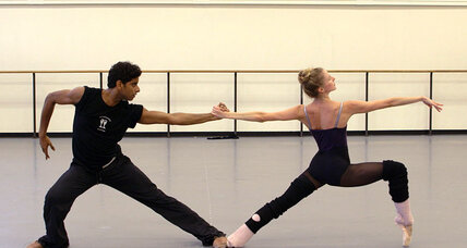 'Ballet 422': The graceful documentary wisely focuses on the rehearsal process