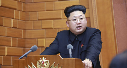 Kim Jong-un gets new look. Does makeover add grandfatherly gravitas? (+video)