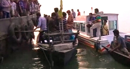 At least 70 dead in Bangladesh ferry accident (+video)