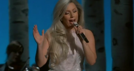 Lady Gaga and five other amazing Oscar performances (+video)