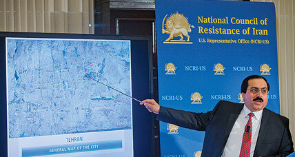 Iran group's 'secret nuclear site': Legitimate or effort to derail talks?
