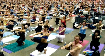 Bikram Choudhury, founder of popular Bikram yoga, sued for sexual assault (+video)