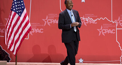 Ben Carson kicks off CPAC: Country needs 'to move in a very different direction'