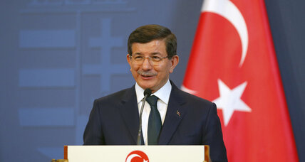 Davutoglu, Erdogan's vision man, saw Turkey as an Islamic world leader