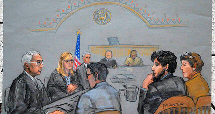 Lawyers for marathon bombing suspect: not enough minorities in jury selection