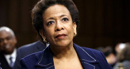 Loretta Lynch passes key Senate hurdle. Set to be next attorney general?