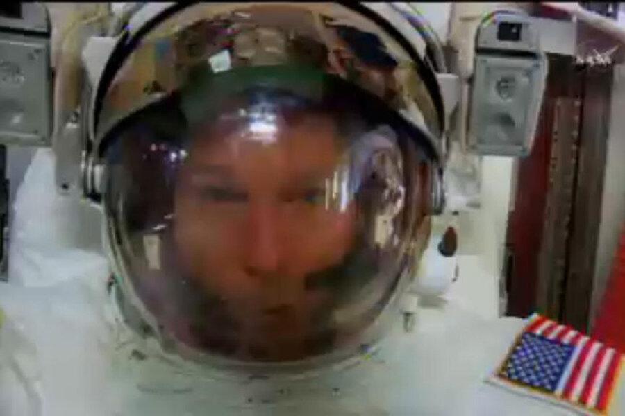 dekker astronaut space helmet - photo #8