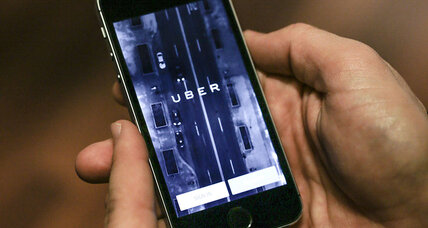 Earn Starwood Starpoints with Uber
