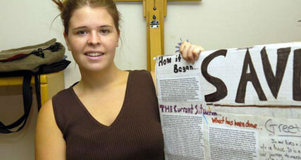 Kayla Mueller, held captive by IS, vowed to not let 'suffering be normal'