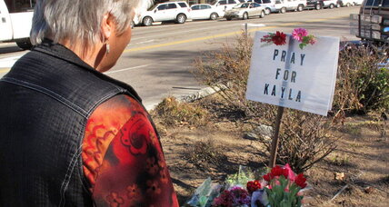 Who was Kayla Mueller and what was she doing in Syria?