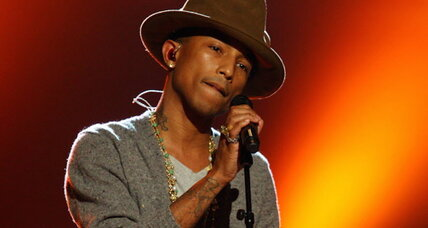Pharrell Williams has a 'Happy' deal for children's books