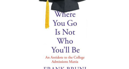Two books about how money, status drive college decisions