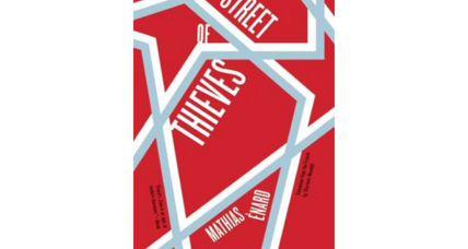 'Street of Thieves' threads Mideast, European history, into edgy, forceful fiction