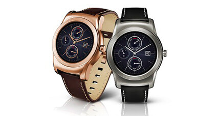 LG Watch Urbane looks to class up smart watches