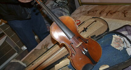 Study reveals the accidental origins of the violin