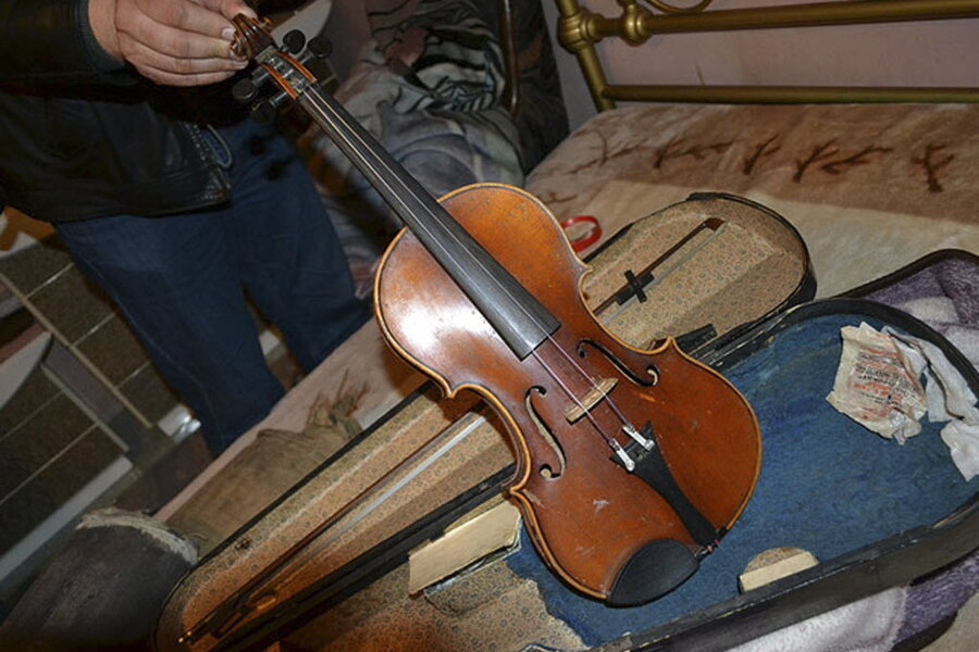 Need help with a Music History I Research paper (violin?)?