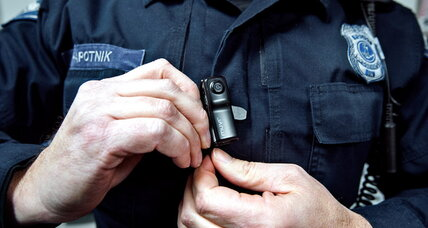 Opinion: Privacy could be the victim if police body cameras aren't more hack-proof