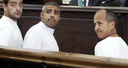 Egypt frees Al Jazeera journalist, but its jails still groan with political prisoners
