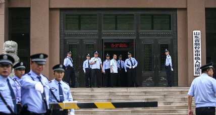 China executes father-daughter duo over McDonald's murder