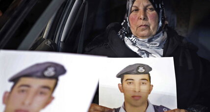 Jordan mourns murdered fighter pilot, vows revenge on Islamic State