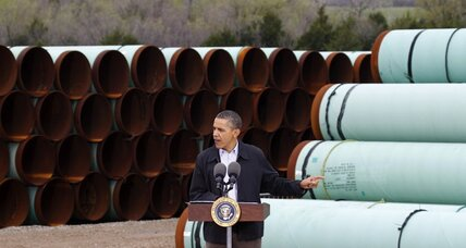 Obama vetoes Keystone XL bill, but pipeline saga is far from over (+video)