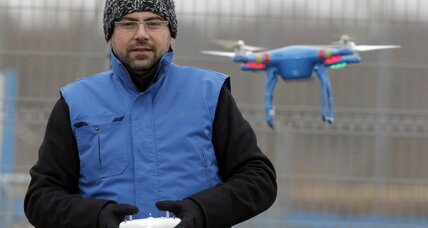 Have flying drones hit their 'Macintosh moment'?