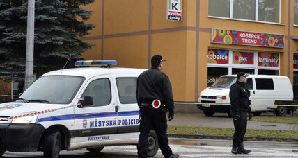 Lone gunman kills eight in Czech town restaurant, mayor says