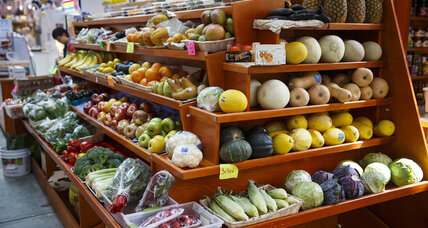 Should sustainability play a part in US dietary guidelines?