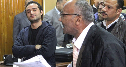 Egyptian activist, 229 others face lifetime jail sentences for protests