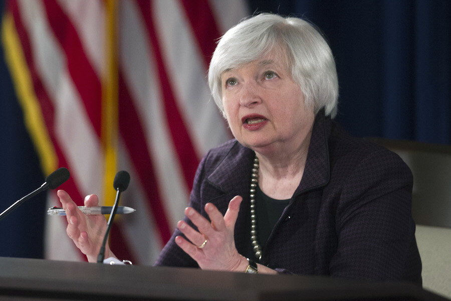 Janet Yellen goes to Congress: What investors should watch ...