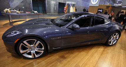 Fisker Automotive reborn as Elux; Karma launch delayed, report says
