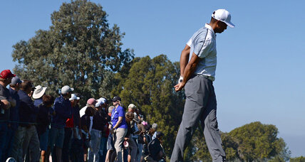 Tiger Woods to take leave of absence: Game 'not acceptable'