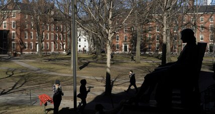 Affair with your professor? Bad idea, says Harvard.