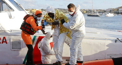 More than 300 migrants missing trying to cross Mediterranean, UN agency says (+video)