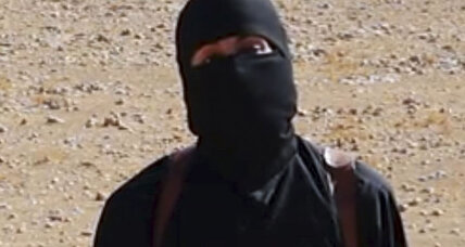 'Jihadi John' resembles man who grew up in Britain, according to media reports