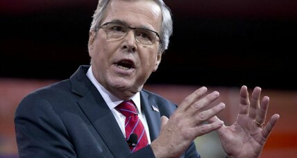 Is Jeb Bush 'evolving' on same-sex marriage and other gay rights issues?