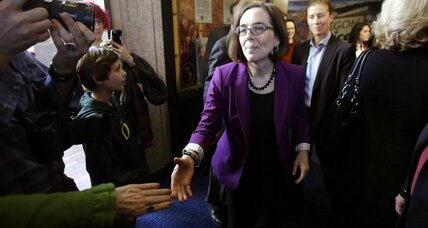 Kate Brown, Oregon's new governor, boosts the 'B' in LGBT community