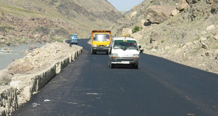 Paved roads a positive legacy of Afghan war. But who fixes potholes?