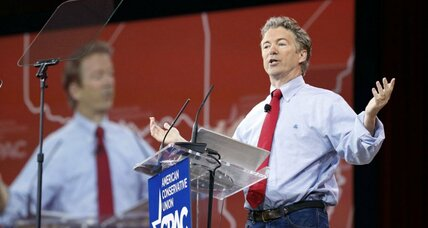 Rand Paul wins CPAC straw poll again, but Scott Walker comes on very strong (+video)
