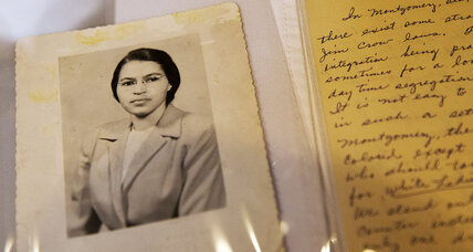 Release of Rosa Parks writings reveals surprises about civil rights icon