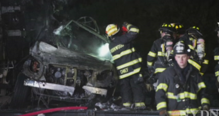 Investigators focus on SUV driver in Metro-North crash