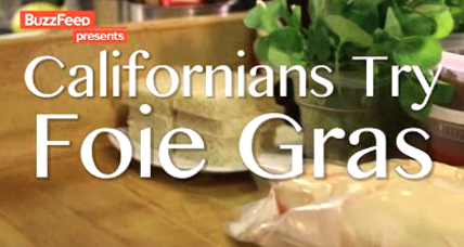 California appeals judge's foie gras-friendly ruling (+video)